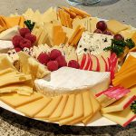 photo of cheese plate