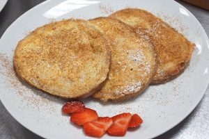 picture of Joel's favorite French toast