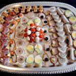 photo of hors d'oeuvres
