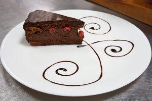 image of Raspberry Chocolate Cake