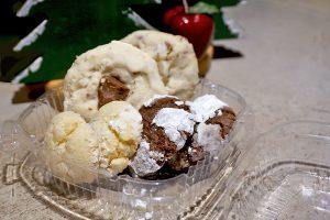 image of Christmas cookies